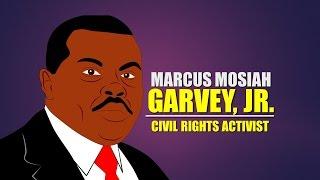 Biography: Marcus Garvey (Civil Rights Activist) Documentary on Marcus Mosiah Garvey, Jr.