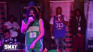 Sway SXSW Cypher: Mistah F.A.B, Lil Bizzy, Page Kennedy & Justin Freeman Freestyle