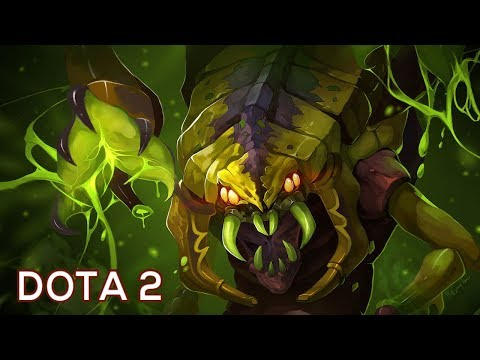 Easy Venomancer Jungle - Dota 2 Patch 7.07