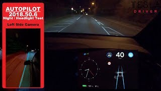 Tesla Autopilot At Night In Rain & Wet Conditions - Will It Work?