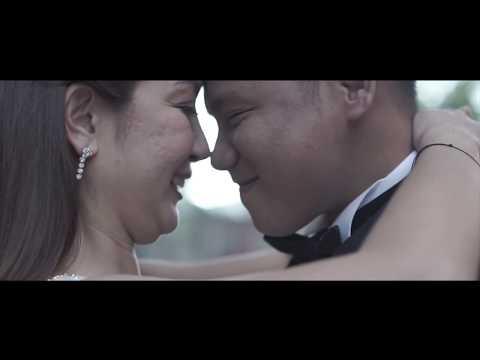 Kara David and LM Cancio On Site Wedding Film by Nice Print Photography