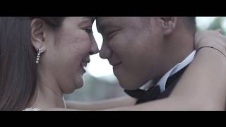 Kara David and LM Cancio On Site Wedding Film by Nice Print Photography