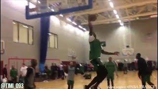 Boston Celtics London 2018 Practice Day 1 Highlights (01/09/2018)