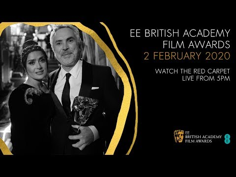 2020 EE British Academy Film Awards: BAFTA Red Carpet LIVE!