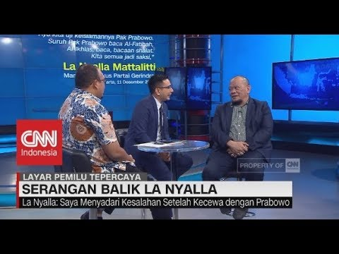 Pengakuan Menggegerkan La Nyalla Soal Fitnah Jokowi & Dicampakkan Prabowo Mp3