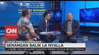 Pengakuan Menggegerkan La Nyalla Soal Fitnah Jokowi & Dicampakkan Prabowo