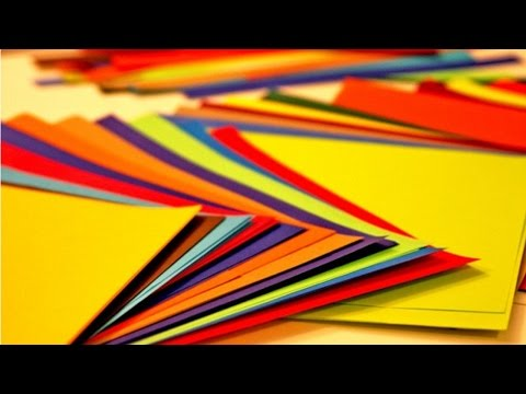 Origami - Matéria Prima