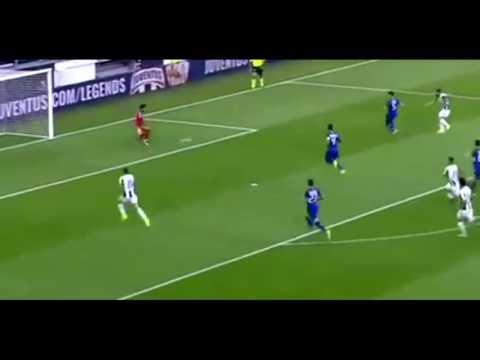 Juventus (3-1) Sassuolo all goals 9/10/16