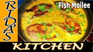 Fish Moilee | fish moily | meen moily