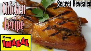 HOW TO COOK MANG INASAL CHICKEN | CHICKEN RECIPE
