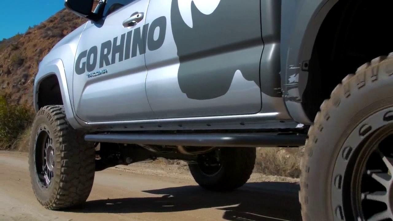rhino go tacoma toyota