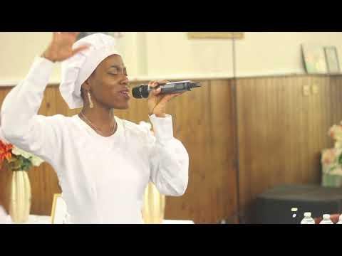 CCC Harton Street Parish Praise Night Ministration by: Sister Blessed Yemi