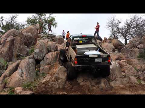 G.A.T.O.R. Greater Austin Toyota Off-Road at K2: SAS Tacoma on King of the Hill