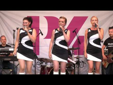 "The Rockettes - ""Boogie Woogie Bugle Boy of Company B"""
