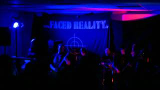 "FACED REALITY ""Tanz der Toten"" live"