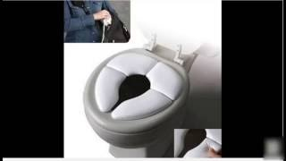 PORTABLE FOLDING KIDS TOILET SEAT