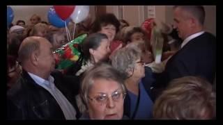 Милонов блокадники КДЦ Московский