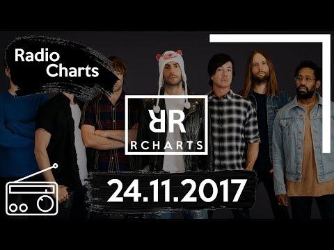 Top 10 Radio-Charts vom 24.11.2017 (Offizielle Deutsche Radio-Charts)