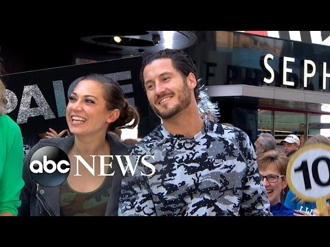 Dancing With the Stars | Ginger Zee