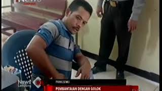 Gambar cover Ditangkap Polisi, Anak yang Bunuh Ayah di Tanggamus Mengaku Menyesal
