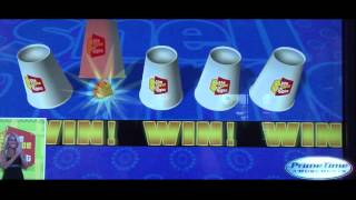 The Price Is Right Shell Game - Arcade Video Redemption - Primetime Amusements