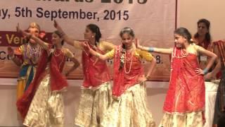 Dr. S. Radhakrishnan Memorial Awards-2015