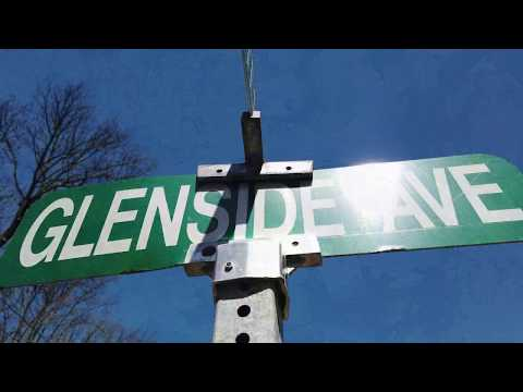 Glenside Avenue, Scotch Plains, New Jersey, USA