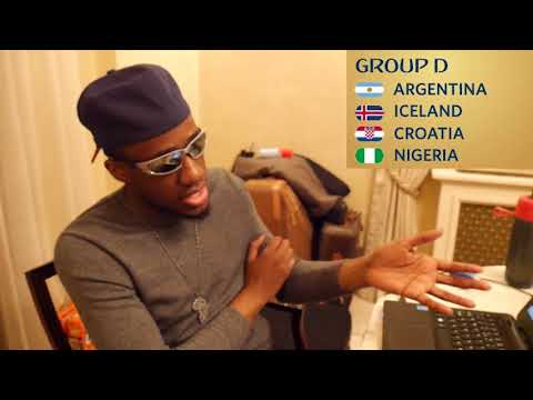 World Cup 2018 Group D Analysis |  Argentina, Iceland, Croatia, Nigeria