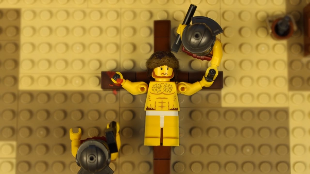 LEGO The Passion of Christ (Stop Motion)