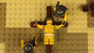 LEGO The Passion of Christ (Stop Motion) thumbnail