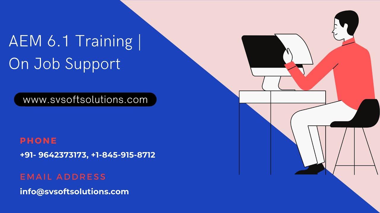 AEM 6 1 Tutorial For Beginners   Adobe CQ5 Videos   AEM 6 1 Training Demo  Video