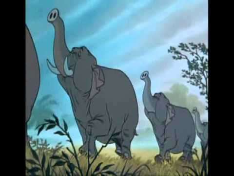 Jungle Book Colonel Hathi Speed Book Colonel Hathi's