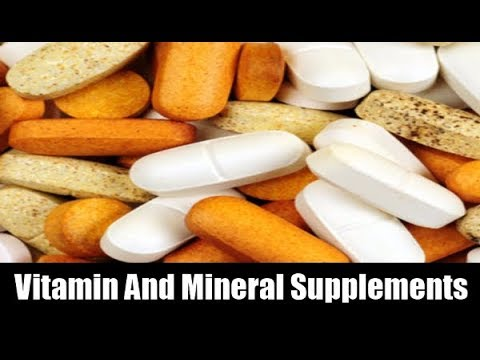 Getting The Most Out Of Your Vitamin & Mineral Supplements And Absorbing The Vital Nutrients