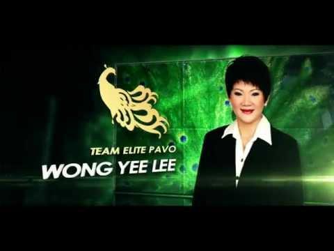 Team Elite Pavo - Wong Yee Lee