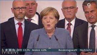 Ангела Меркель нарушив конституцию помогла Альтернативе для Германии [Голос Германии]