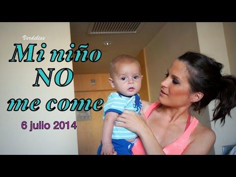 Mi niño no me come -6 julio- BLOGS DIARIOS VERANO 2014