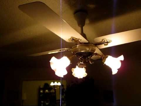 matthew introduces the ceiling fan doovi. Black Bedroom Furniture Sets. Home Design Ideas