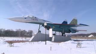 Командир «Русских витязей» посетил Борисовку