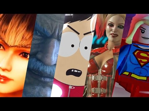 Best 100 games - best 100 trailers from gamescom (2016)