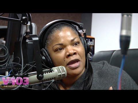 Mo'Nique Discusses Promo For 'Precious', Tyler Perry + Oprah
