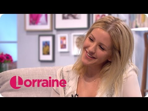 Ellie Goulding Talks Dougie, Drips And The Grammys | Lorraine