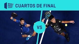 Resumen Cuartos de Final Sanyo/Maxi Vs Chingotto/Tello Estrella Damm Barcelona Master