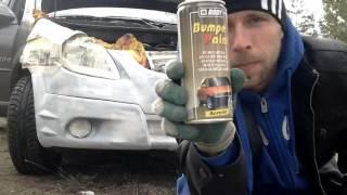 видео Бампер своими руками, как сделать его самому