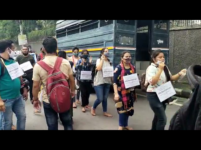 DELED students demands to primary teacher recruitment