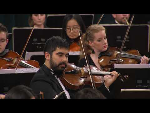 UNT Symphony Orchestra: Berlioz - Symphony fantastique, Opus 14 (1830)