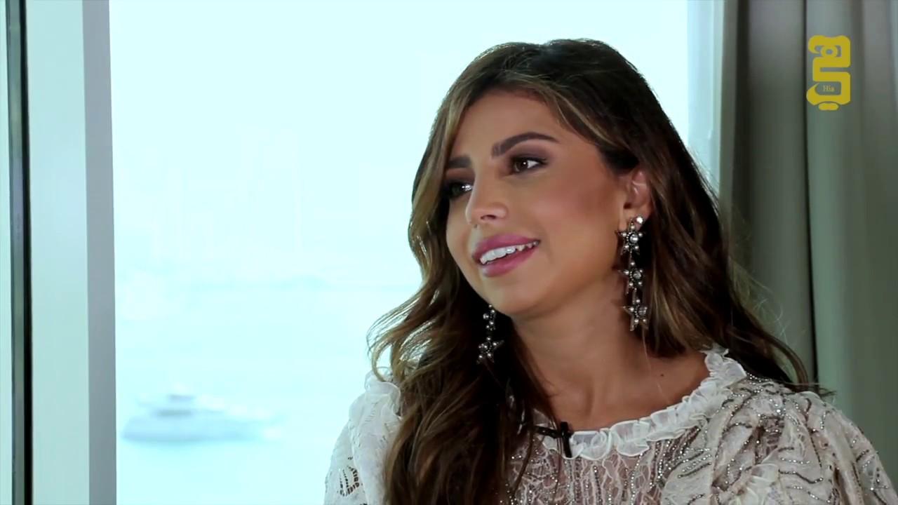 لقاء مع الاعلامية سارة مراد واختياراتها لعبايات رمضان Youtube