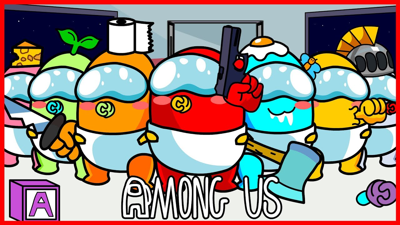 Download AMONG US ANIMATION COMPILATION - CREWMATE & IMPOSTORS #2