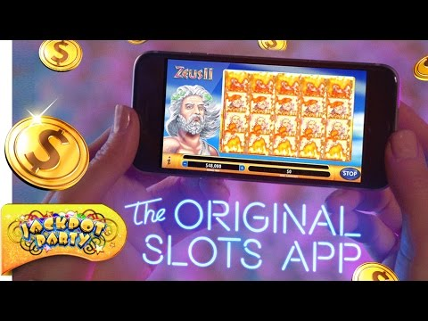 Jackpot Party Casino App - The Original Slot Machine Game - Download for free!