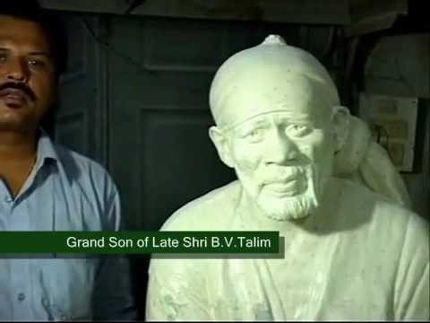 Story - Making Of Sai Baba's Original Idol At Shirdi