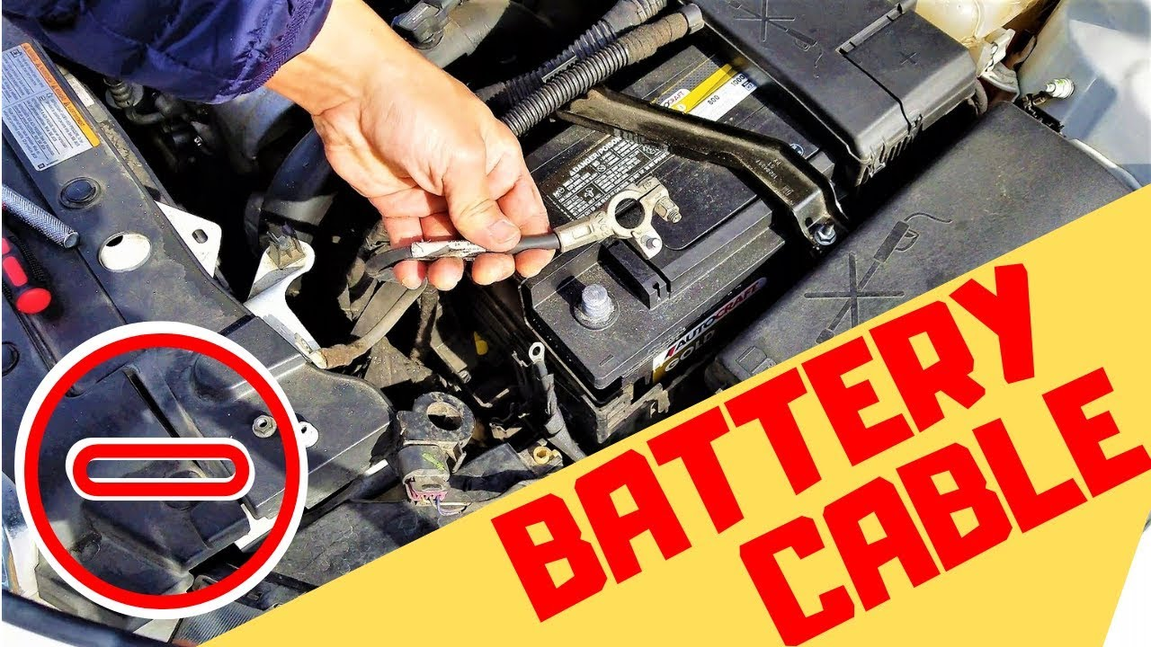 chevy cruze negative battery cable replacement walk through stabilitrack error radio on off [ 1280 x 720 Pixel ]